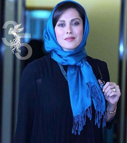 مهتاب کرامتی در جشنواره فیلم فجر 95