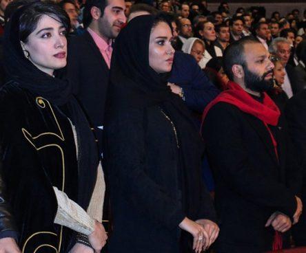 مینا ساداتی و پریناز ایزدیار