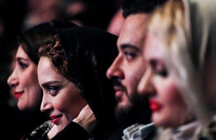 بهنوش طباطبایی در جشنواره فیلم فجر 95