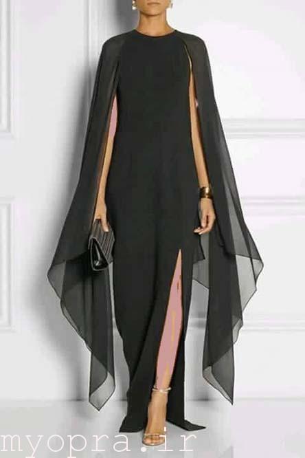 لباس دخترانه مجلسی سال جدید