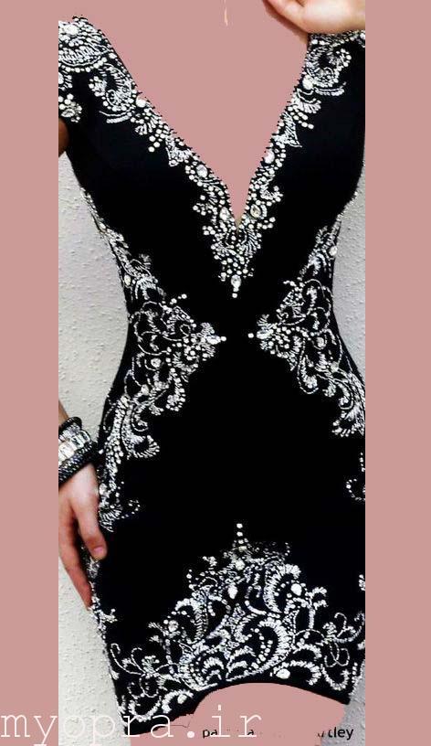 20 مدل شیک لباس دخترانه مجلسی سال جدید