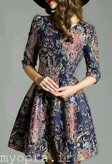 ۲۰ مدل شیک لباس دخترانه مجلسی سال جدید