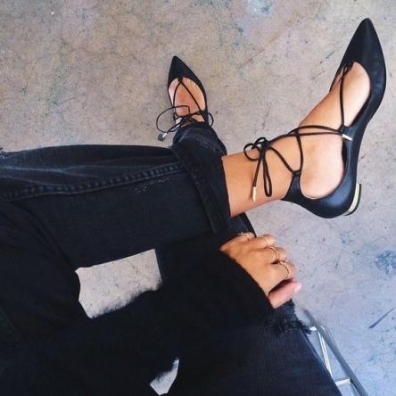 مدل های کفش و صندل فلت تابستان و بهار 96