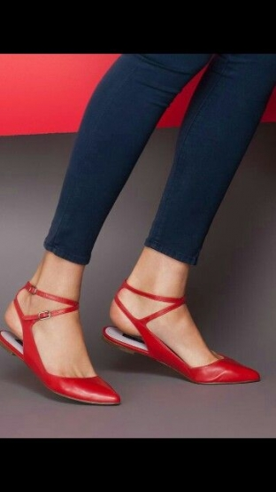 جدید ترین مدل های کفش و صندل فلت تابستان و بهار 96