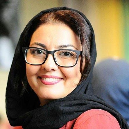 تصویر متفاوت اناهیتا همتی در اردیبهشت 96