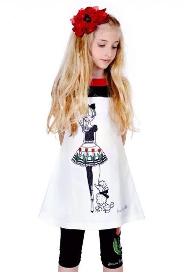 لباس دختر بچه در بهار و تابستان 96