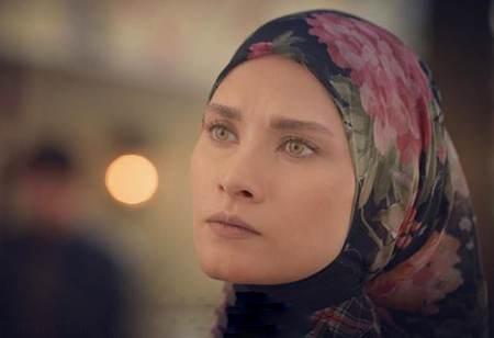عکس های متفاوت و دیده نشده از ساناز سعیدی بازیگر سریال نفس