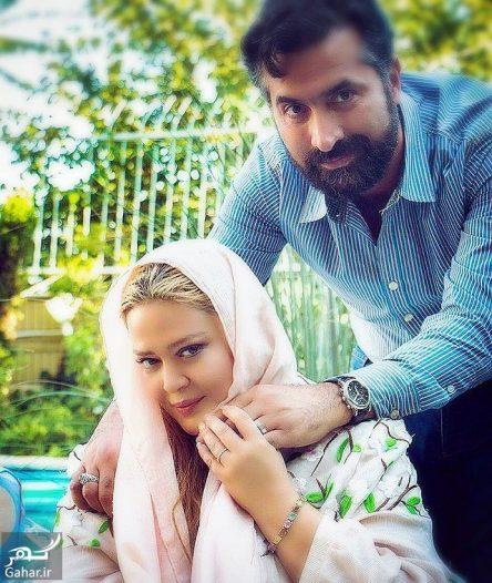 بهاره رهنما و همسر دومش