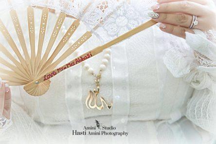 عکس های متفاوت و دیده نشده از ازدواج دوم بهاره رهنما