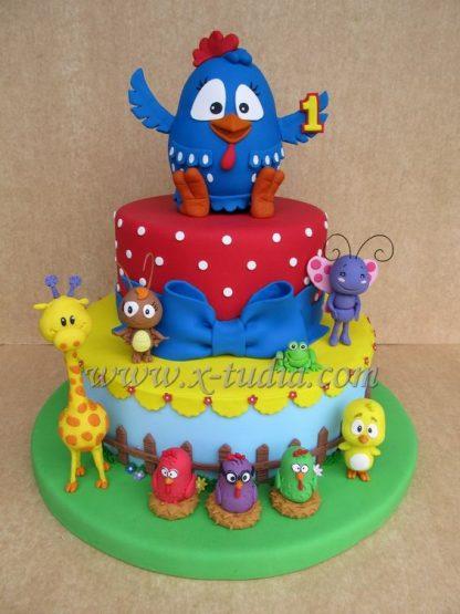 تصاویر کیک تولد برای تم های خاص کودکان
