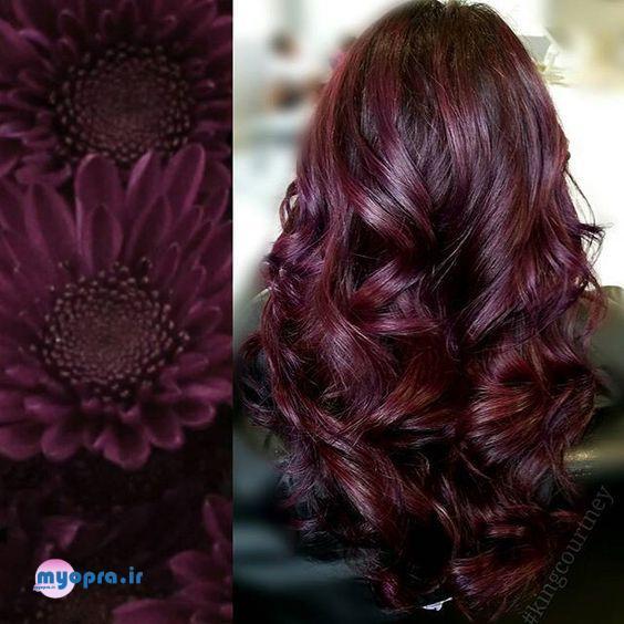 رنگ مو های پرطرف دار سال نو را بشناسید