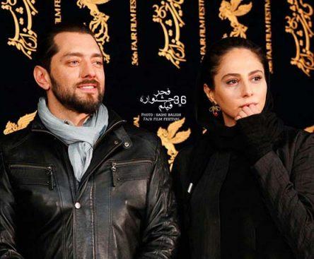 بهرام رادان و رعنا آزادی ور اکران فیلم چهار راه استانبول/ سومین روز جشنواره فیلم فجر ۹۶