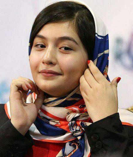 نیوشا جهانی بازیگر فیلم بمب/ سومین روز جشنواره فیلم فجر ۹۶