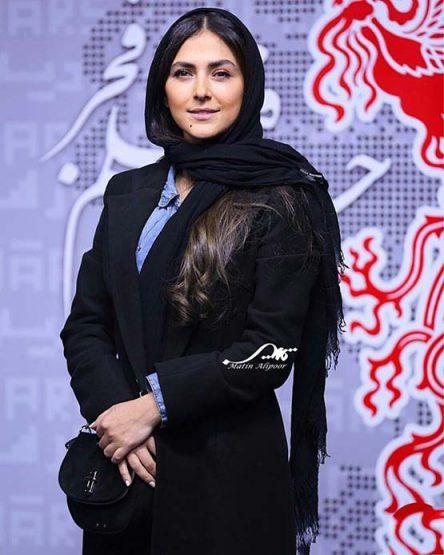 هدی زین العابدین هم اکنون اکران فیلم عرق سرد/ سومین روز جشنواره فیلم فجر ۹۶