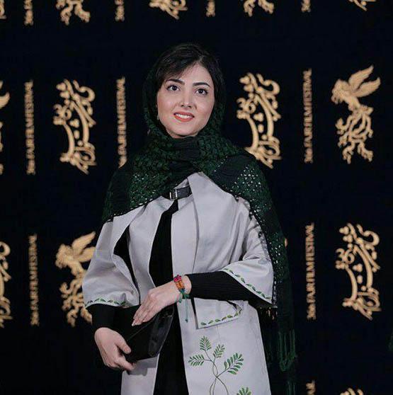 مدل مانتو بازیگران در جشنواره فیلم فجر بهمن 96