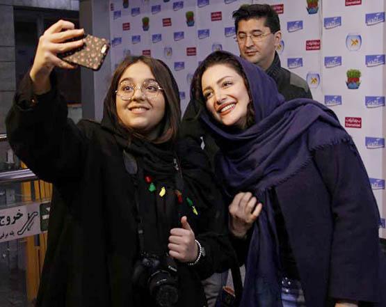 بازیگران در جشنواره فیلم فجر بهمن 96
