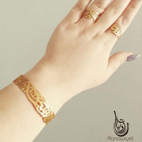 مدل انگشتر طلا با نگین فیروزه