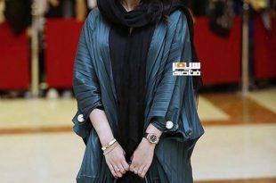 مدل مانتوی بازیگران در جشن حافظ 97