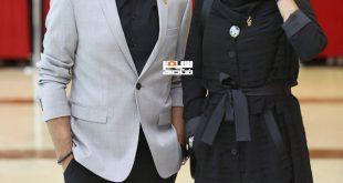 حافظ 97 عکس بازیگران و همسرانشان