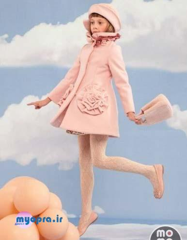 مدل های جدید پالتو دختران پاییز و زمستان 97