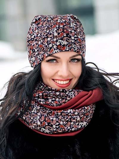 مدل های جدید کلاه زنانه پاییز و زمستان 97